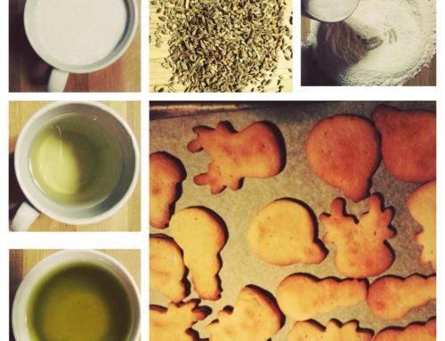 I biscotti di San Nicolò (ricetta di Bevagna)