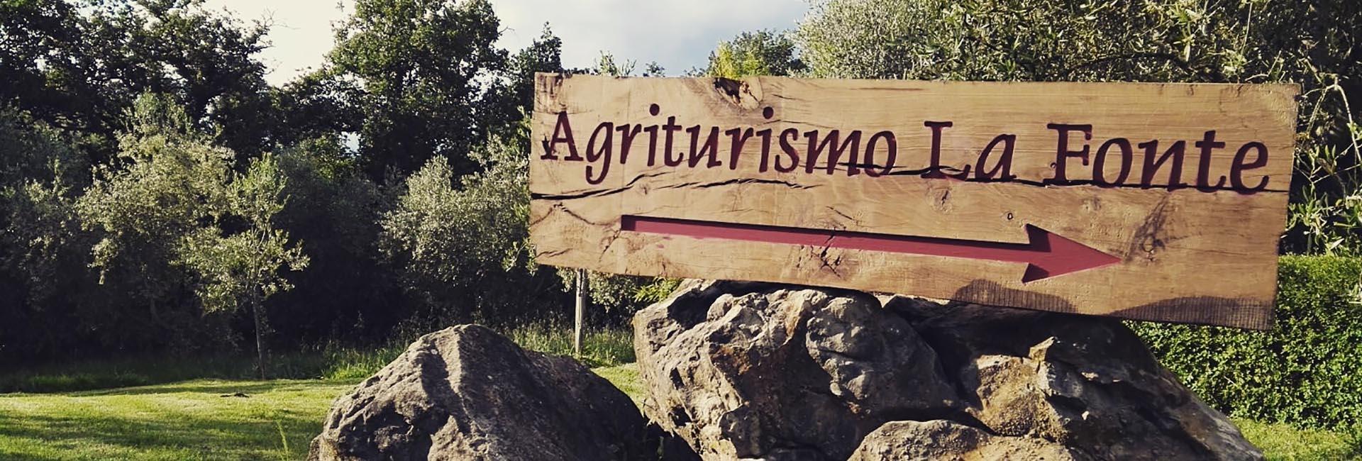 Agriturismo in Umbria - dove potersi rilassare